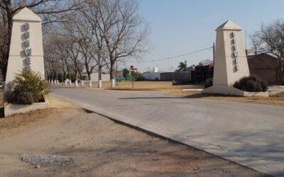 La municipalidad de Bouwer suspende la atención al público